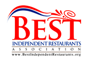 Best Independent Restaurants Association logo