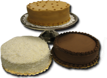 Custom Cakes in All Flavors