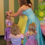 Princess Coronation Ceremony